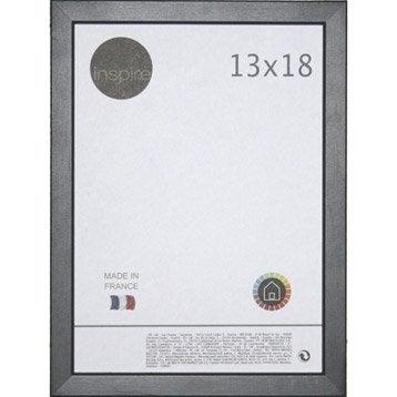 Cadre Kawaï, 13 x 18 cm, noir-noir n°0