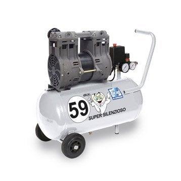 Compresseur de chantier FIAC 24 l 0.5 cv