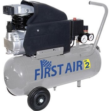 Compresseur de chantier FIRST AIR 15 l 2 cv