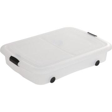 boite de rangement boite plastique pin carton au. Black Bedroom Furniture Sets. Home Design Ideas