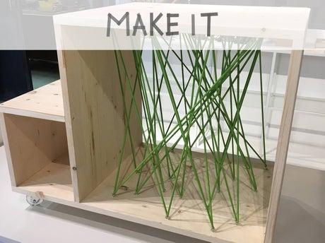 diy fabriquer une biblioth que pour enfant leroy merlin. Black Bedroom Furniture Sets. Home Design Ideas