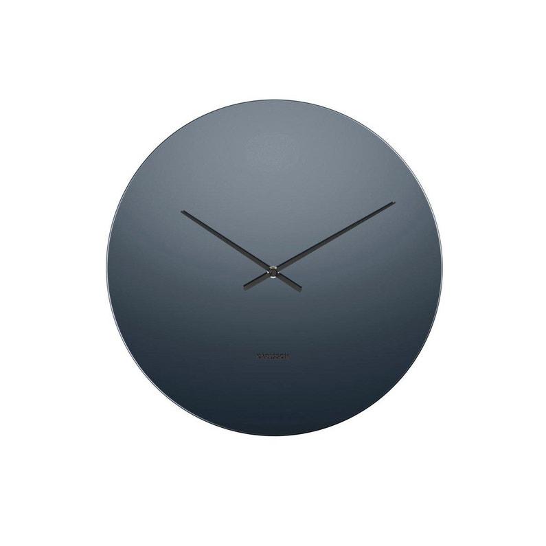 Horloge Verre Mirage Ronde Karlsson Diam40 Cm
