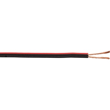 Câble Hifi 2x075 Mm2 Noirrouge L10m Leroy Merlin