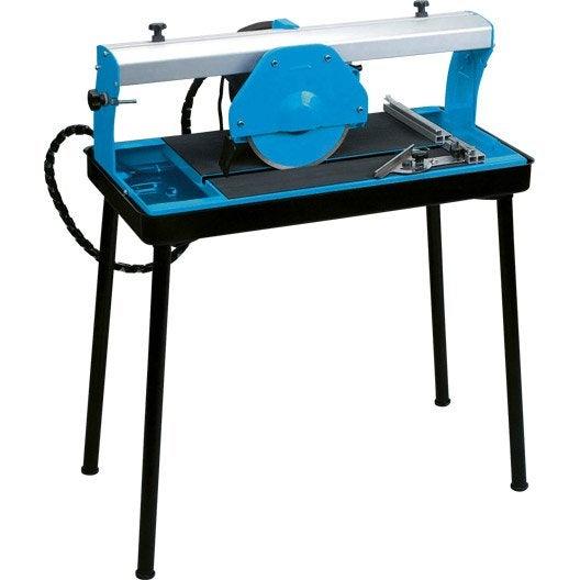 Coupe carreaux lectrique prci 800 watts 620 mm leroy merlin - Coupe carreaux electrique ...