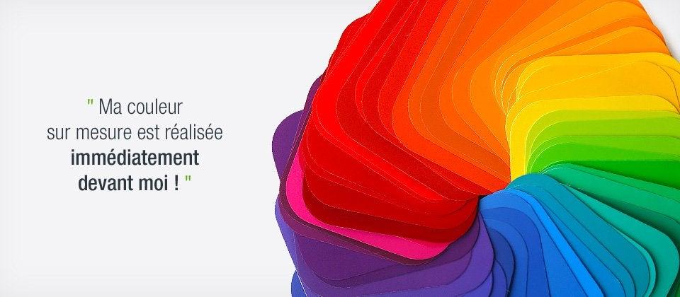 L 39 atelier des couleurs leroy merlin - Echantillon de peinture pour la maison ...