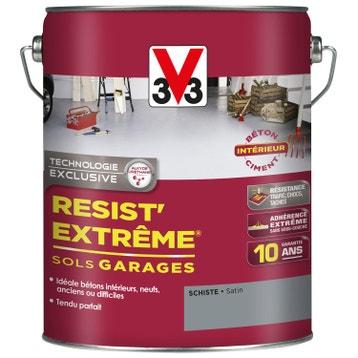 peinture sol ext rieur et garage peinture sur b ton. Black Bedroom Furniture Sets. Home Design Ideas
