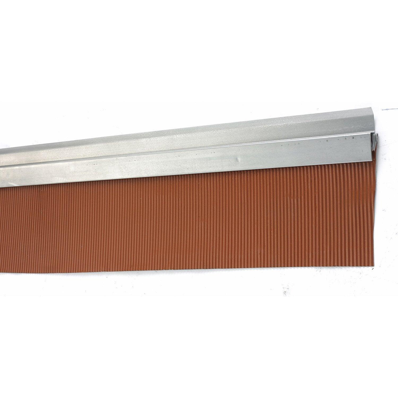 bande de rive biseau bavette lmc virano rouge mm. Black Bedroom Furniture Sets. Home Design Ideas