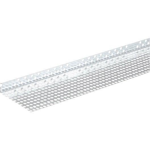 grille d 39 a ration acier galvanis 100 x 2000 lmc virano. Black Bedroom Furniture Sets. Home Design Ideas