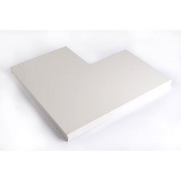 Couvertine Aluminium Au Meilleur Prix Leroy Merlin