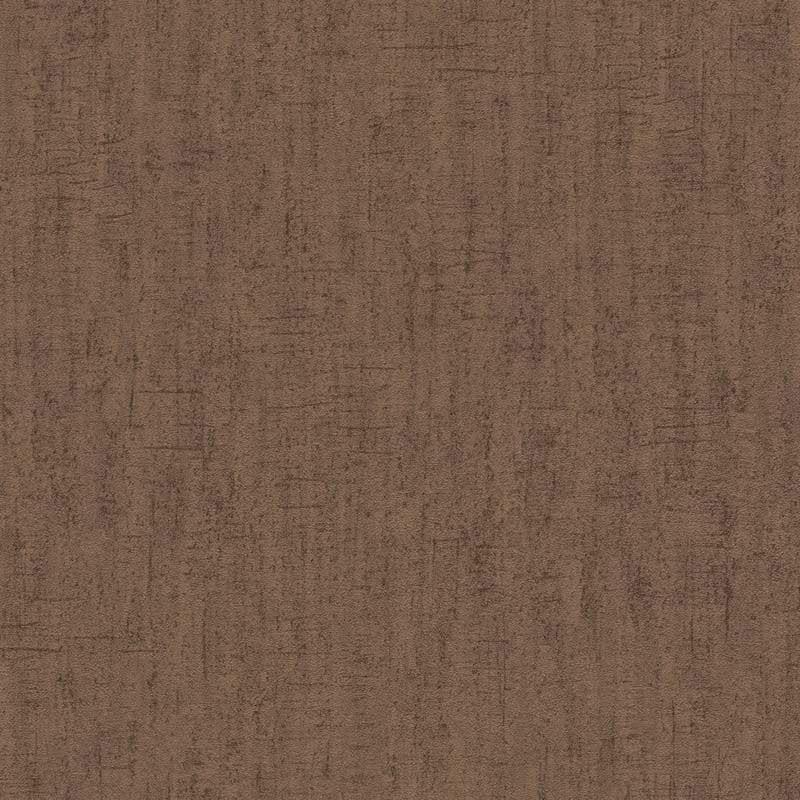 Papier peint intissé marron foncé | Leroy Merlin