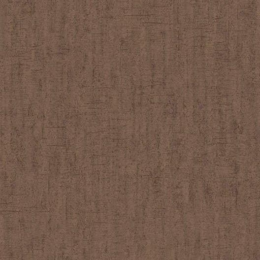 Papier Peint Marron : Papier peint intissé marron foncé leroy merlin