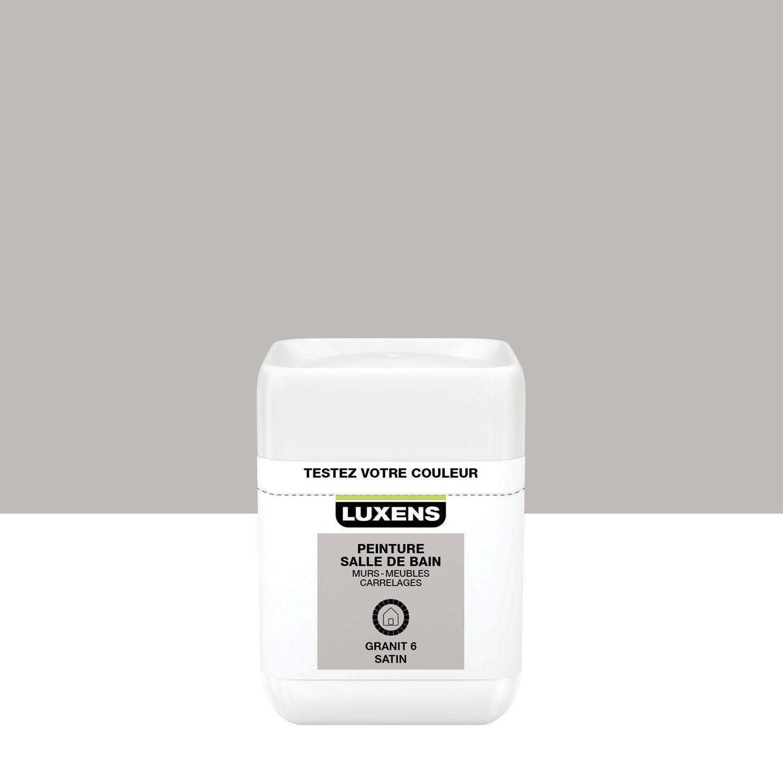 Testeur peinture LUXENS, Granit 6, 0.02 l