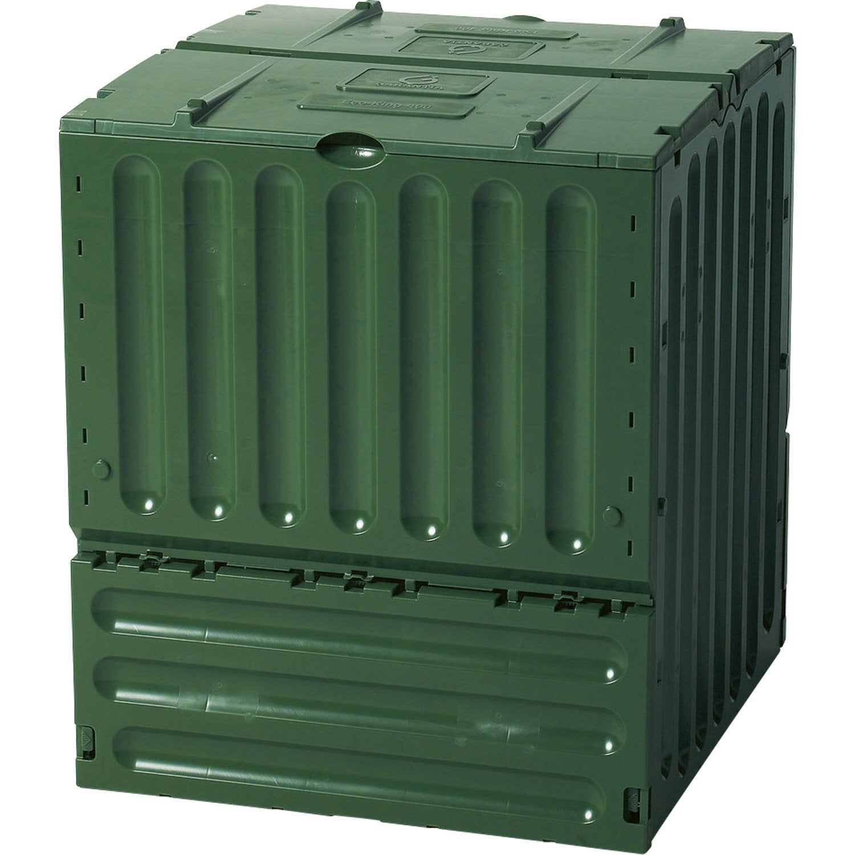 composteur monobloc garantia 627003 vert sapin 400 l. Black Bedroom Furniture Sets. Home Design Ideas