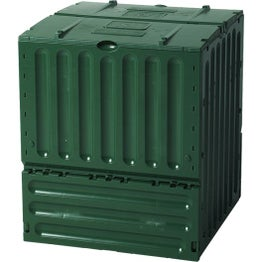 Composteur monobloc GARANTIA 627001 vert sapin 600 l