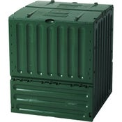 Composteur monobloc GARANTIA Eco-king vert sapin 600 l