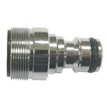 Adaptateur mâle 24/100 mm BOUTTE