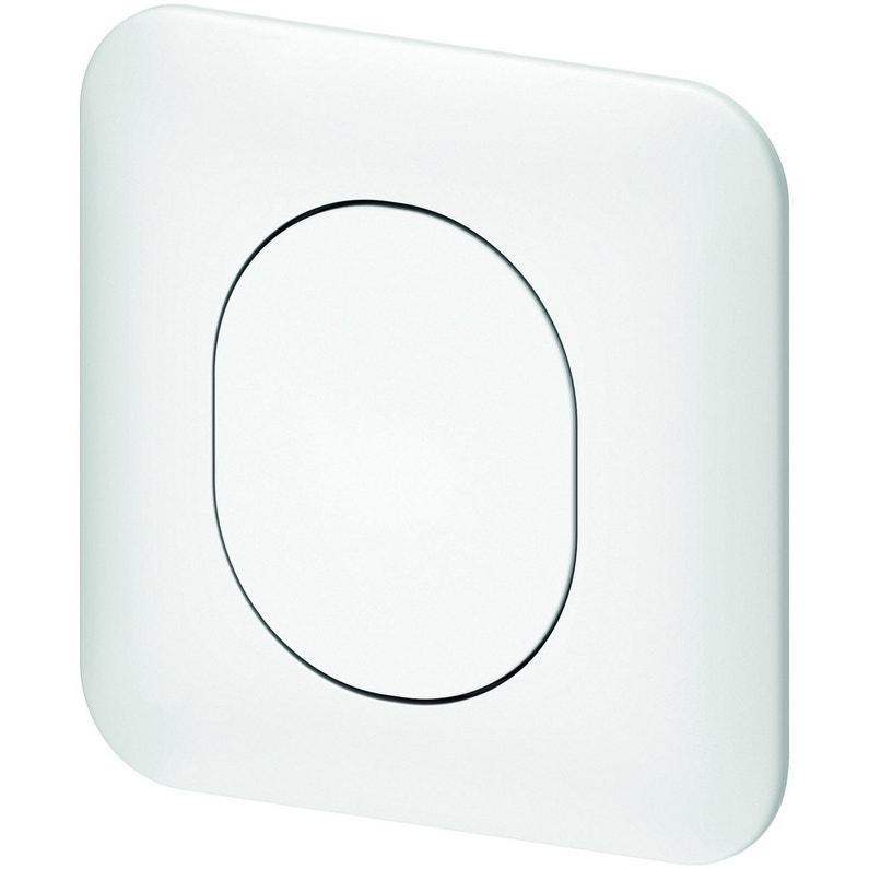 Obturateur Ovalis Blanc Schneider Electric