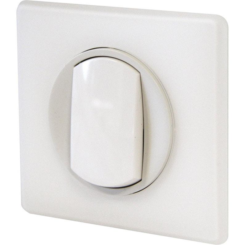 Interrupteur Va Et Vient Céliane Blanc Legrand