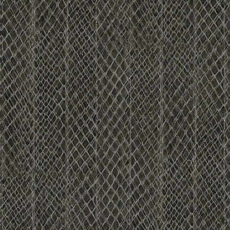 Papier Peint Vinyle Rayure Serpent Noir Leroy Merlin