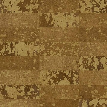 Papier peint intissé cuivre