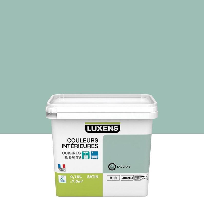 Peinture Couleurs Intérieures Luxens Lagon 5 0 75 L
