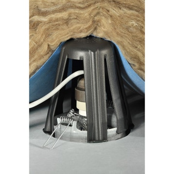 spot encastrable au meilleur prix leroy merlin. Black Bedroom Furniture Sets. Home Design Ideas