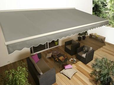 comment poser un store banne leroy merlin. Black Bedroom Furniture Sets. Home Design Ideas