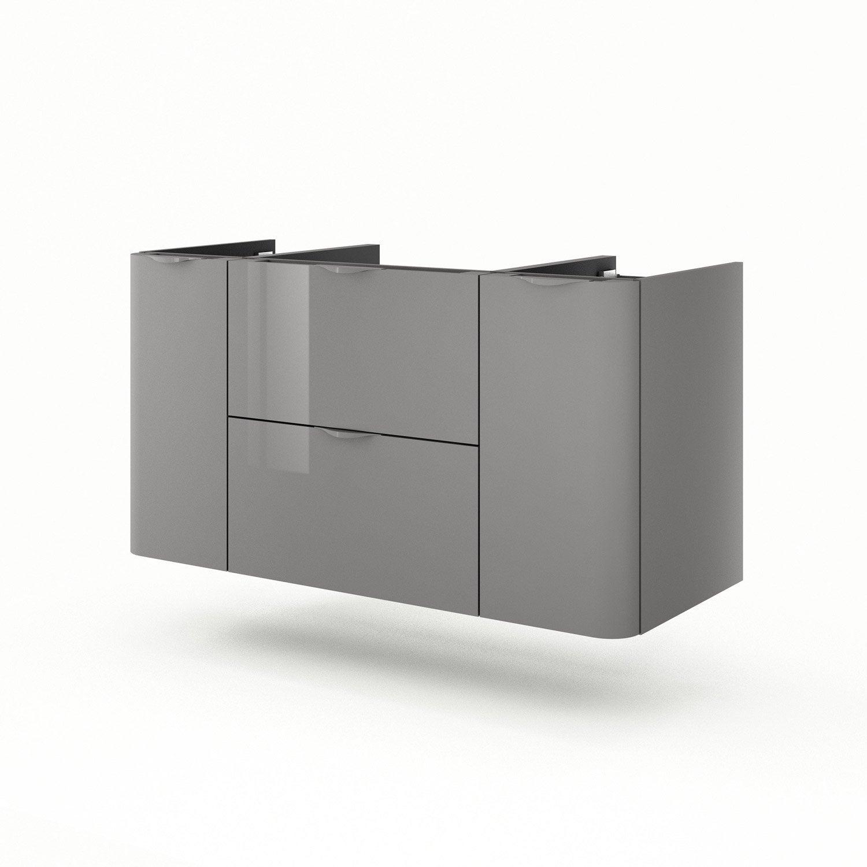 meuble sous vasque x x cm neo shine. Black Bedroom Furniture Sets. Home Design Ideas