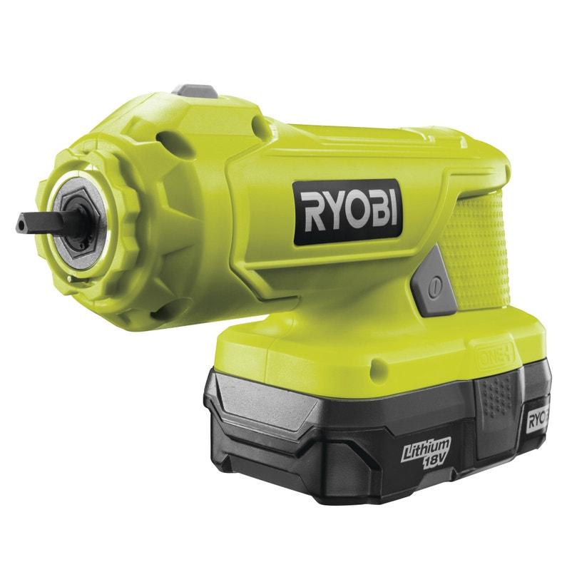 Démarreur Batterie Et Chargeur Ryobi Oes1813 Lithium Ion 18 V 1 3 Ah