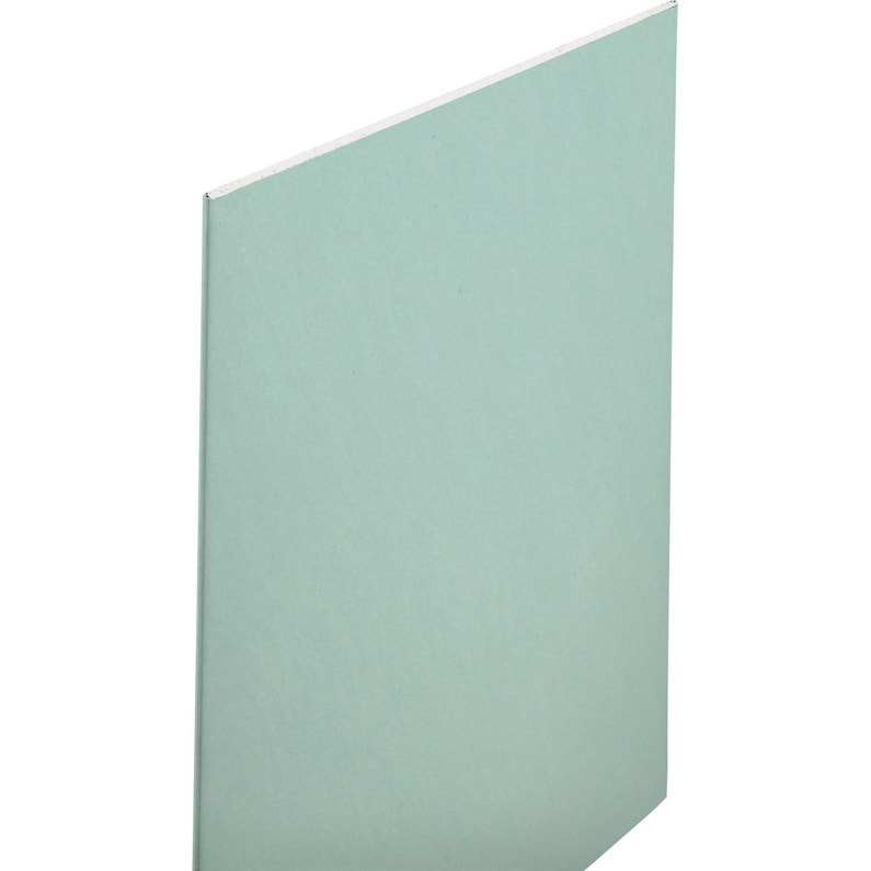 Plaque De Plâtre Hydro Nf H1 2 60 X 1 2 M Ba13 Entraxe 60 Cm