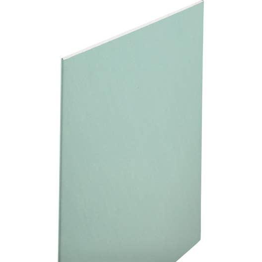 plaque de pl tre hydro nf h1 x 1 2 m ba13 entraxe 60 cm leroy merlin. Black Bedroom Furniture Sets. Home Design Ideas