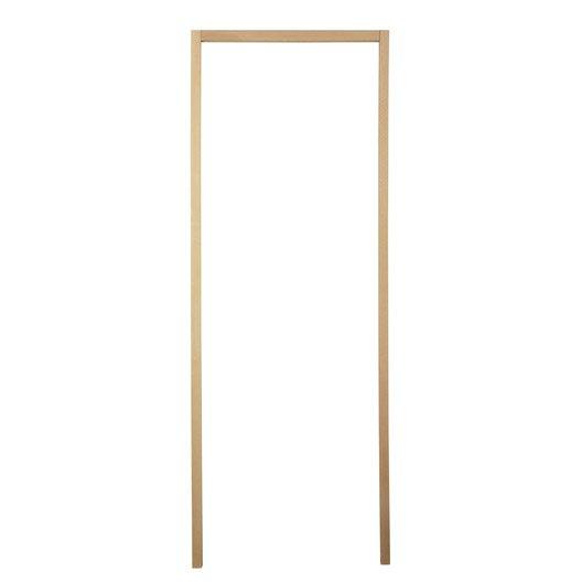 Système galandage Keza, pour porte de largeur 73 cm