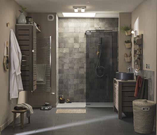 Idées et projets déco, aménagement salle de bains   Leroy Merlin