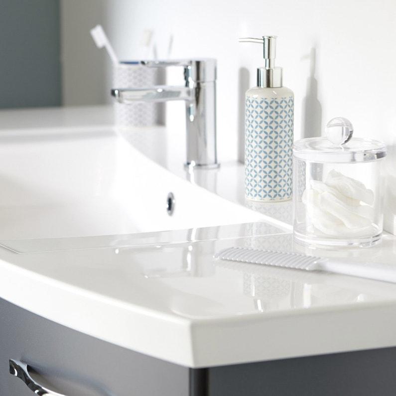 Les accessoires de la salle de bains se la jouent for Accessoire de salle bain