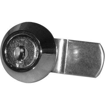 Barillet batteuse ISEO, gris