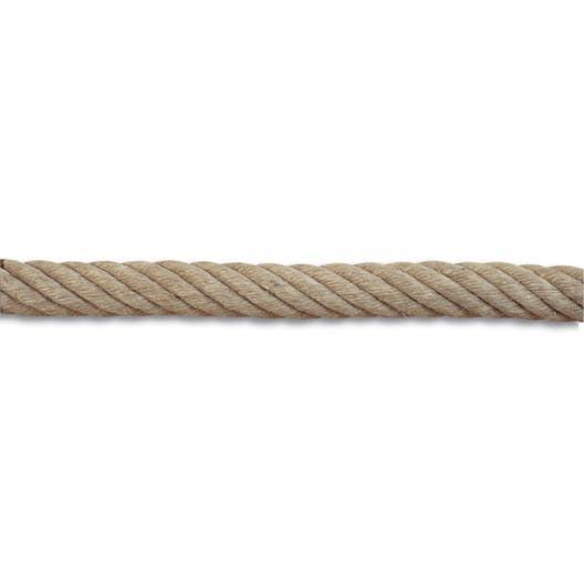 corde de rampe et accessoires en chanvre diam 32 mm. Black Bedroom Furniture Sets. Home Design Ideas