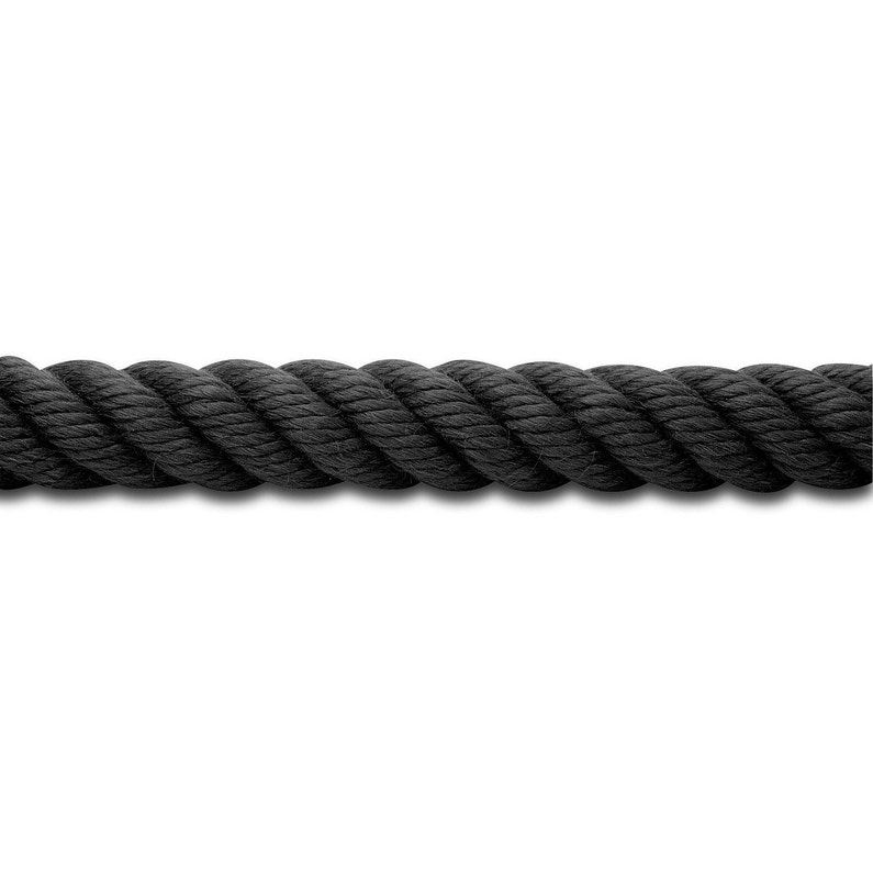 Corde De Rampe Polypropylène Torsadée Diam 32 Mm X L 1 M Leroy Merlin
