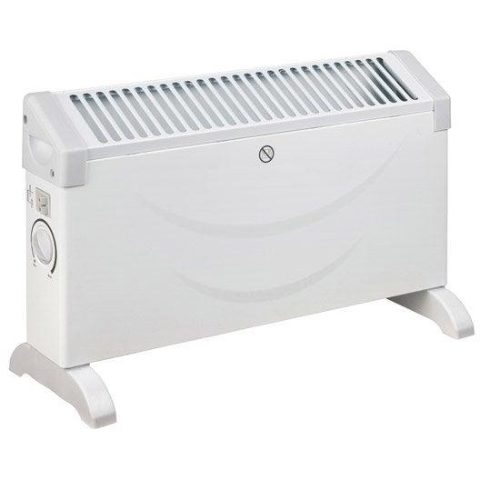 convecteur mobile et panneau rayonnant chauffage d 39 appoint et climatisation mobile leroy merlin. Black Bedroom Furniture Sets. Home Design Ideas