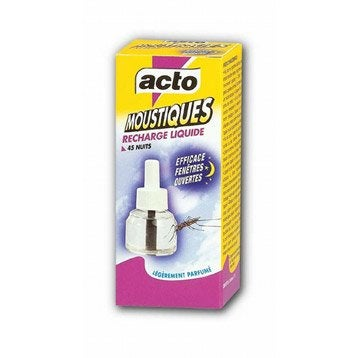 Recharge antimoustiques ACTO, 30ml
