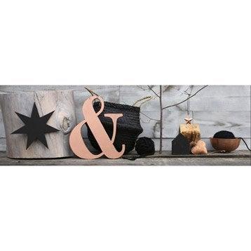 affiche toile et plaque murale leroy merlin. Black Bedroom Furniture Sets. Home Design Ideas