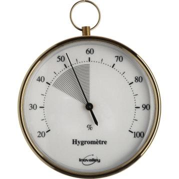 Thermom tre pluviom tre et station m t o au meilleur prix leroy merlin - Hygrometre leroy merlin ...