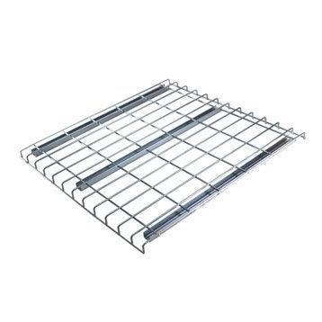 Caillebotis pour système modulaire rack CIME, l.60 x H.2.6 x P.60 cm