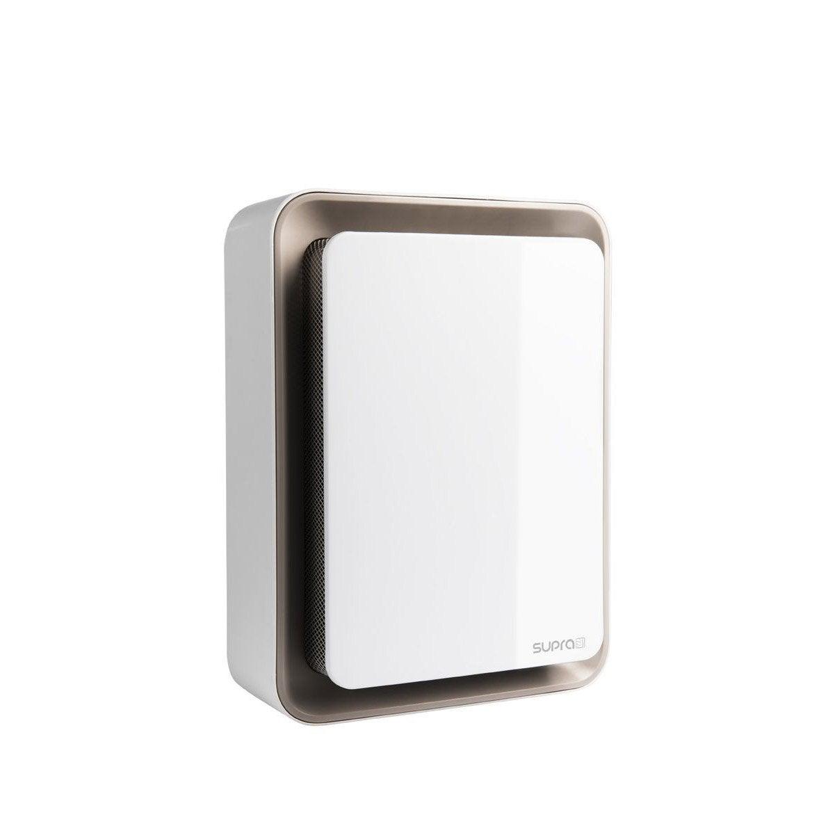 Radiateur Soufflant Electrique Supra Zitto 11 Blanc Taupe 1800 W
