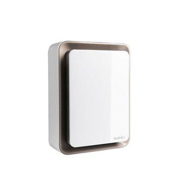 Radiateur soufflant électrique SUPRA Zitto 11 blanc/taupe 1800 W