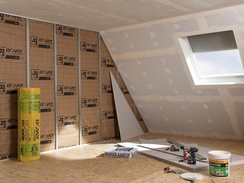 cloison et plafond plaque de pl tre placo faux plafond. Black Bedroom Furniture Sets. Home Design Ideas