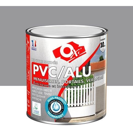 Peinture pvc alu galva peinture ext rieure acrylique glycero au meilleur prix leroy merlin - Peinture pour pvc exterieur ...