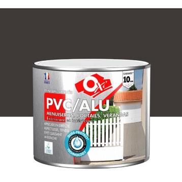 peinture pvc aluminium galva extrieur oxy oxytol gris carbone 15 l