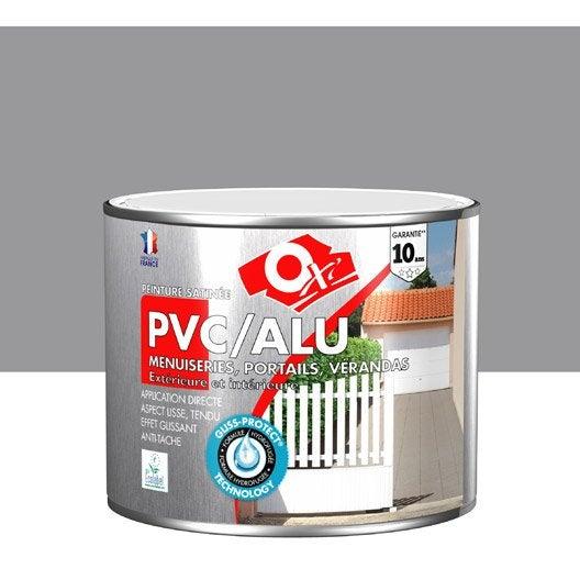Repeindre une fen tre en pvc comment peindre peinture for Peindre aluminium exterieur