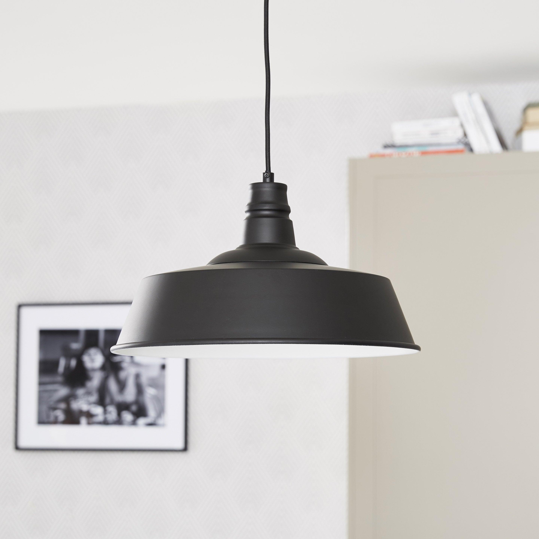 Suspension, E27 style industriel Mitrila métal 1 lumière INSPIRE