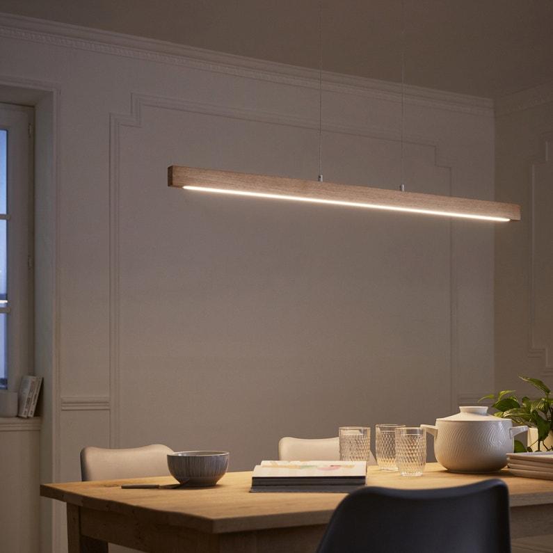 Suspension Led Intégrée Moderne Namu Métal 1 Lumière Inspire